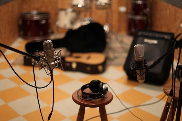Comment aménager son propre studio d enregistrement musique