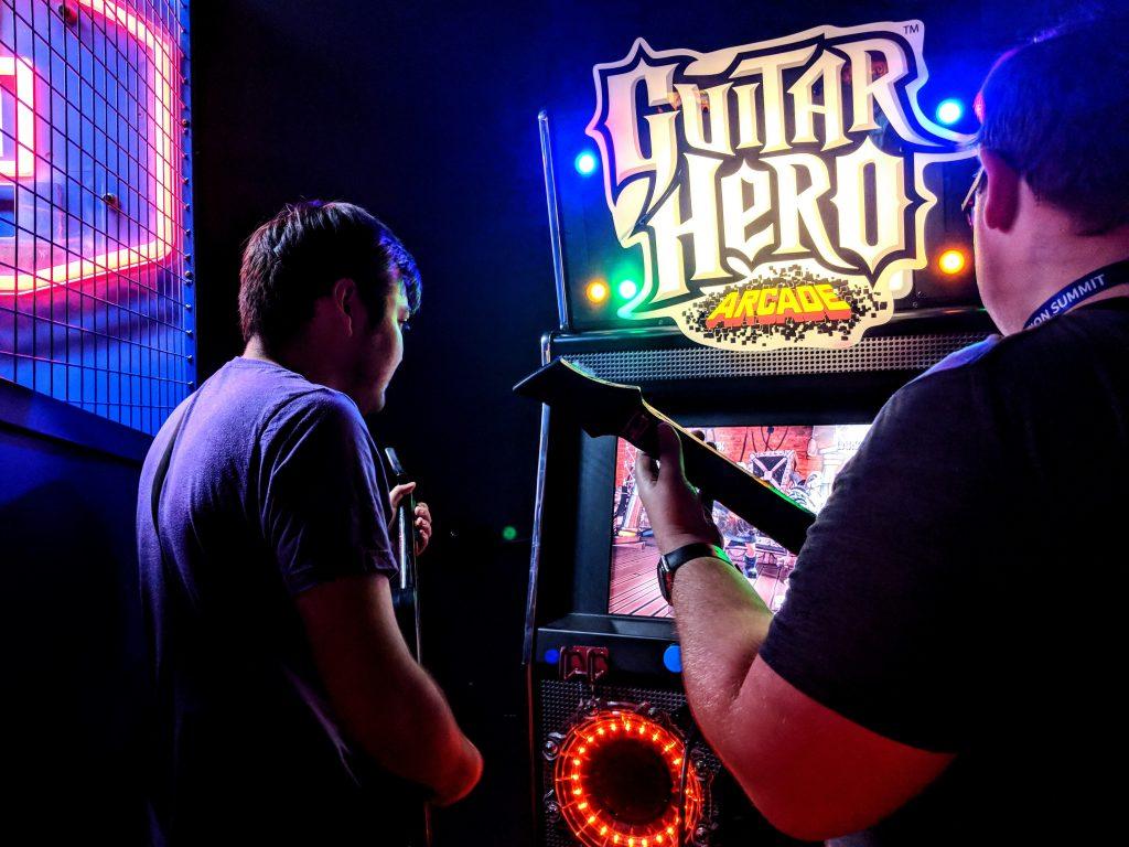 Apprendre la guitare grâce aux jeux vidéo